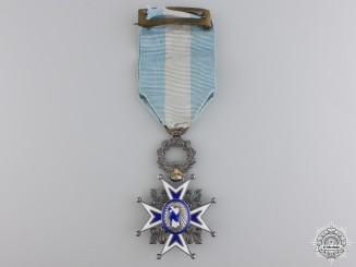 Spain, Kingdom. An Order of Charles III, Knight's Badge