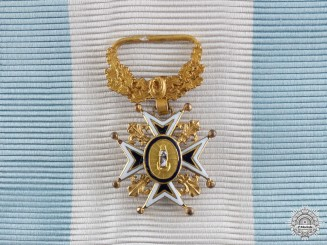 A Spanish Order of Charles III; Grand Cross