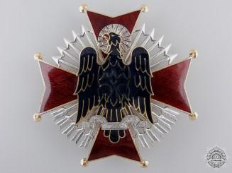Spain, Fascist State. A Superb Order of Cisneros in Gold & Diamond, c.1960