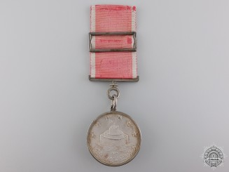 A Superb Turkish Medal of Acre for Junior Officer's 1840