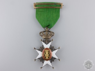 A Swedish Order of Vasa; Knight's Badge