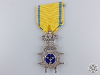 A Swedish Order of the Sword