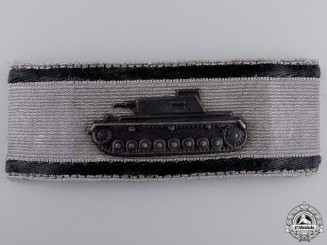 A Tank Destruction Badge