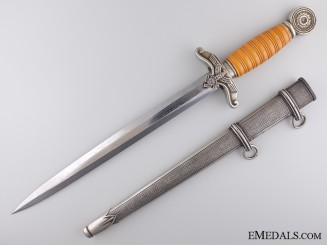 A TENO (Technische Nothilfe) Leader's Dagger by Eickhorn, Solingen