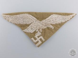 A Tropical Luftwaffe Cloth Breast Eagle