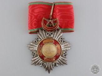 A Turkish Order of Medjidie (Mecidiye); Commander's Cross