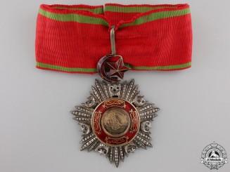 A Turkish Order of Mejidie (Mecidiye); Commander's
