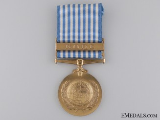 A Turkish United Nations Korea Medal