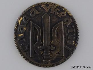 A Ukrainian Badge of the Legion of Colonel R. Sushko