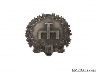 A Ustasha Honour Award