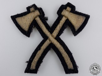 A Victorian Boer War Era Pioneer Infantry Badge