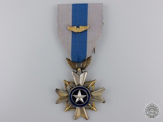 A Vietnamese Air Cross of Gallantry