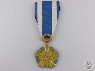 A Vietnamese Psychological Warfare Medal; 1st Class
