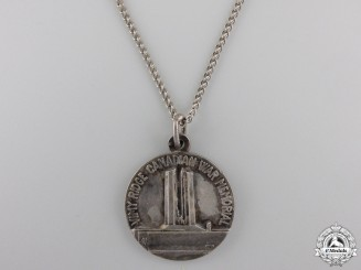 A Vimy Ridge Canadian War Memorial Pilgrimage 1936 Medal