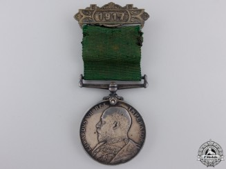 A Volunteer Long Service and Good Conduct Medal