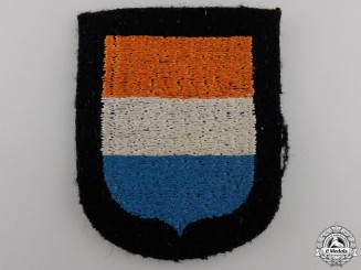A Waffen-SS Dutch Volunteer's Sleeve Shield
