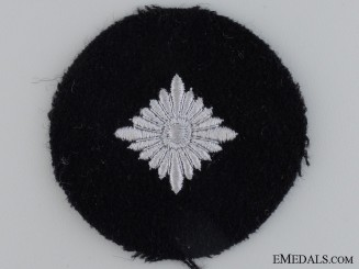A Waffen SS Rank of Oberschutze