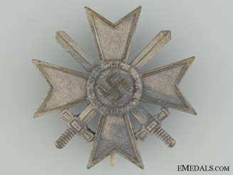 A War Merit Cross 1st Class with Swords by L/53