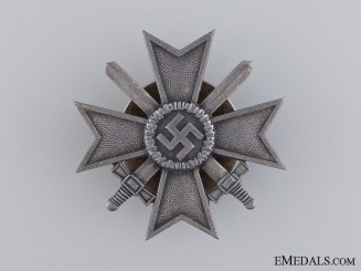 A War Merit Cross First Class by Paul Meybauer
