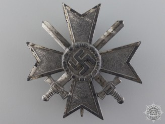 A War Merit Cross 1st Class wth Swords by Wilhelm Deumer
