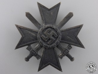 A War Merit Cross; First Class