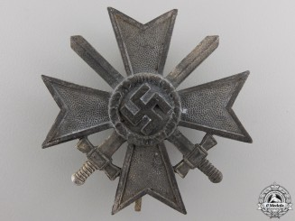 A War Merit Cross First Class with Swords by Wilhelm Deumer
