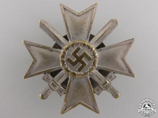 A War Merit Cross 1st Class with Swords by Juncker