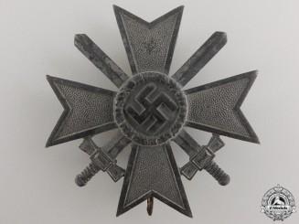 A War Merit Cross First Class with Swords by Wilhelm Deumer