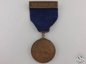 A War of 1812 Battle of Lake Erie Centennial Medal