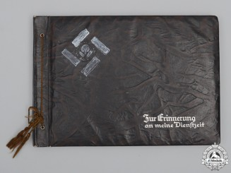 Germany, RAD. A Wehrmacht Service Photo Album