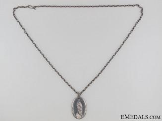 A WWI 1915 German POW Woman's Aid Award