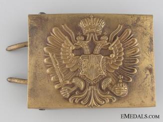 A WWI Austrian Belt Buckle