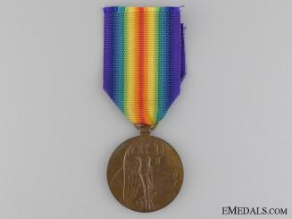 A WWI Czechoslovakian Victory Medal