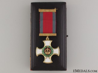 A WWI Distinguished Service Order - Named