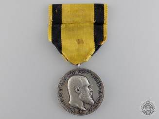 A WWI Württemberg Medal for Merit