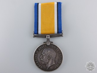 A WWI War Medal to the 12th South African Infantry
