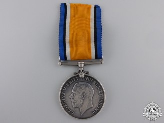 A WWI War Medal to the New Zealand Expeditionary Force