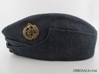 A WWII 1943 RCAF Side Cap