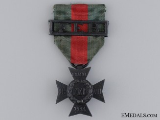 A WWII Brazilian Brazilian Expeditionary Force Cross (FEB)