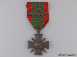 A WWII French War Cross 1939-1945