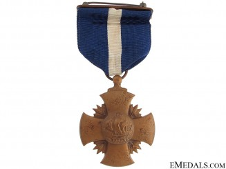 A WWII Navy Cross