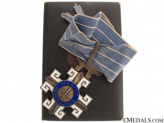 A WWII Order of Aeronautical Merit