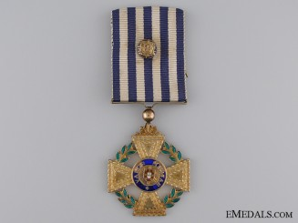 A Portuguese Cross for Military Bravery