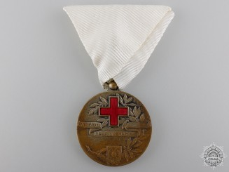 A Yugoslavian Red Cross Medal
