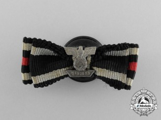 A Second War German Boutonniere with Spange