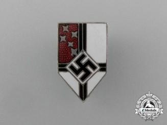 A RKB (Reichs Colonial League) Membership Badge