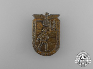 A 1937 Arnsberg District Council Day Badge