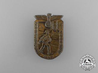A 1937 Arnsberg District Council Day Badge