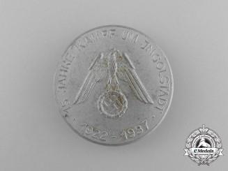 Germany, Heer. A 1937 15-Year Battle Over Ingoldstadt Badge