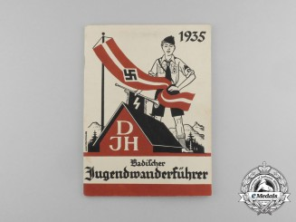 A 1935 HJ Youth Hiking Guide to Baden
